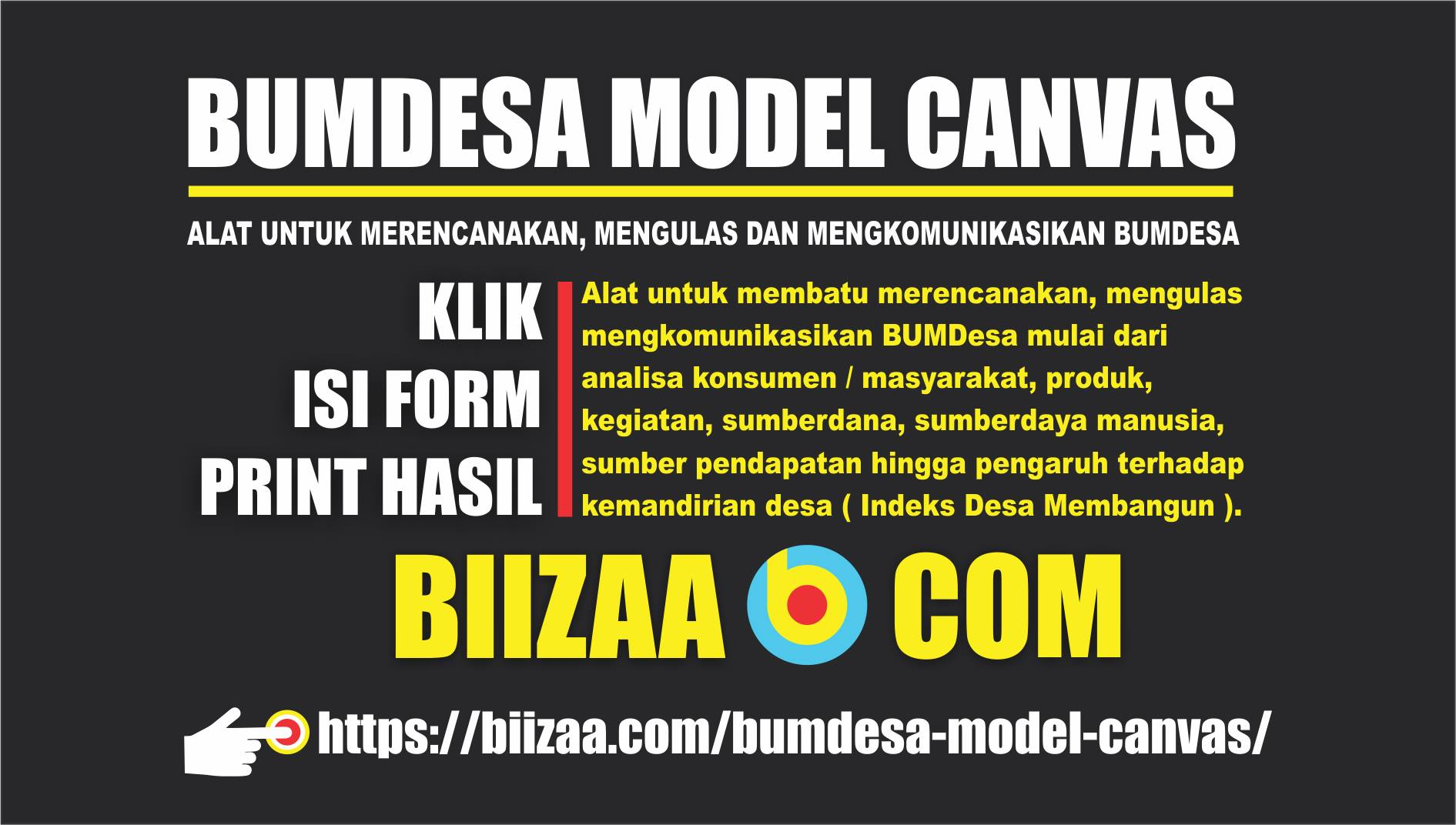 Bumdesa Model Canvas New